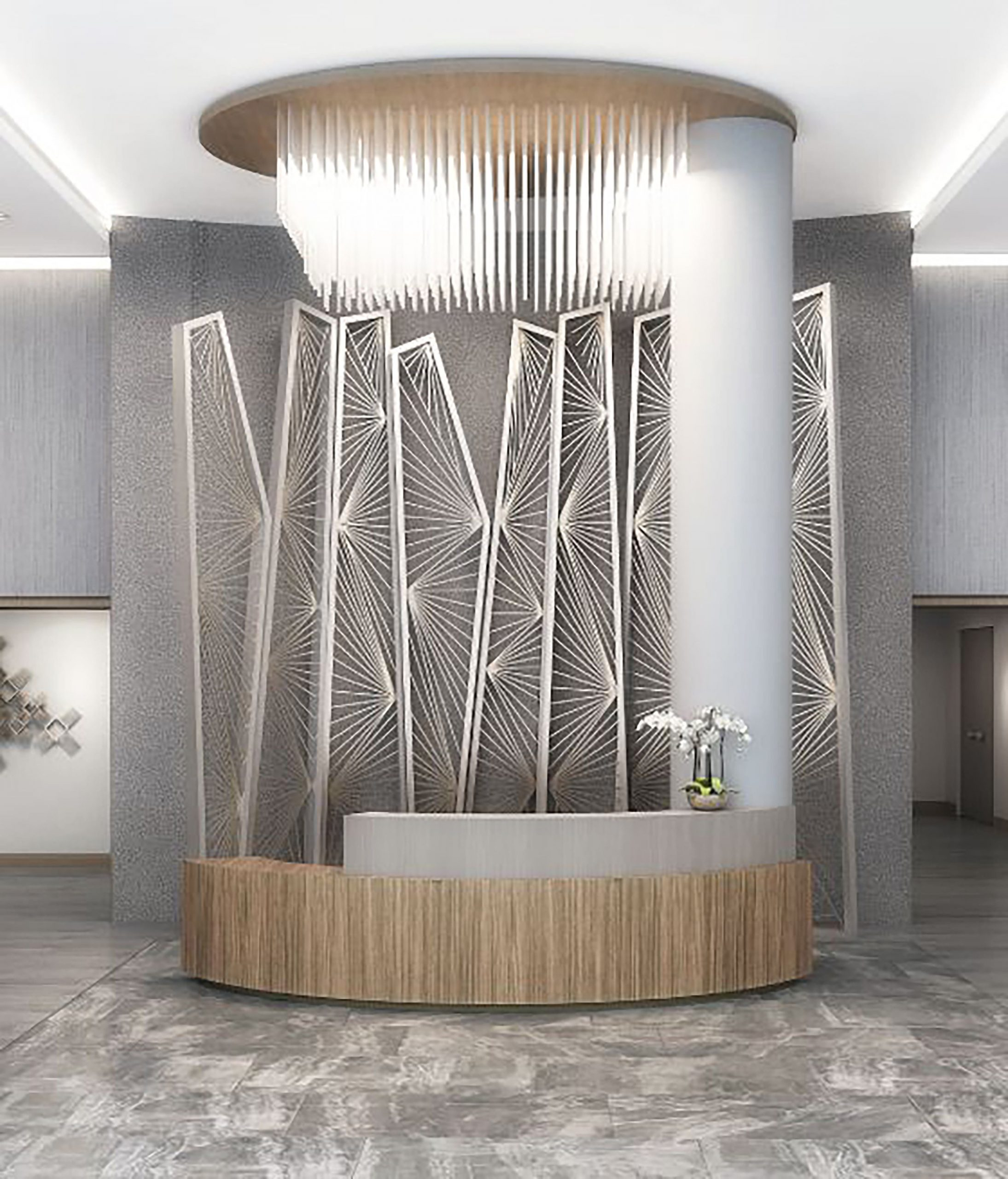 Doral Tower - Lobby
