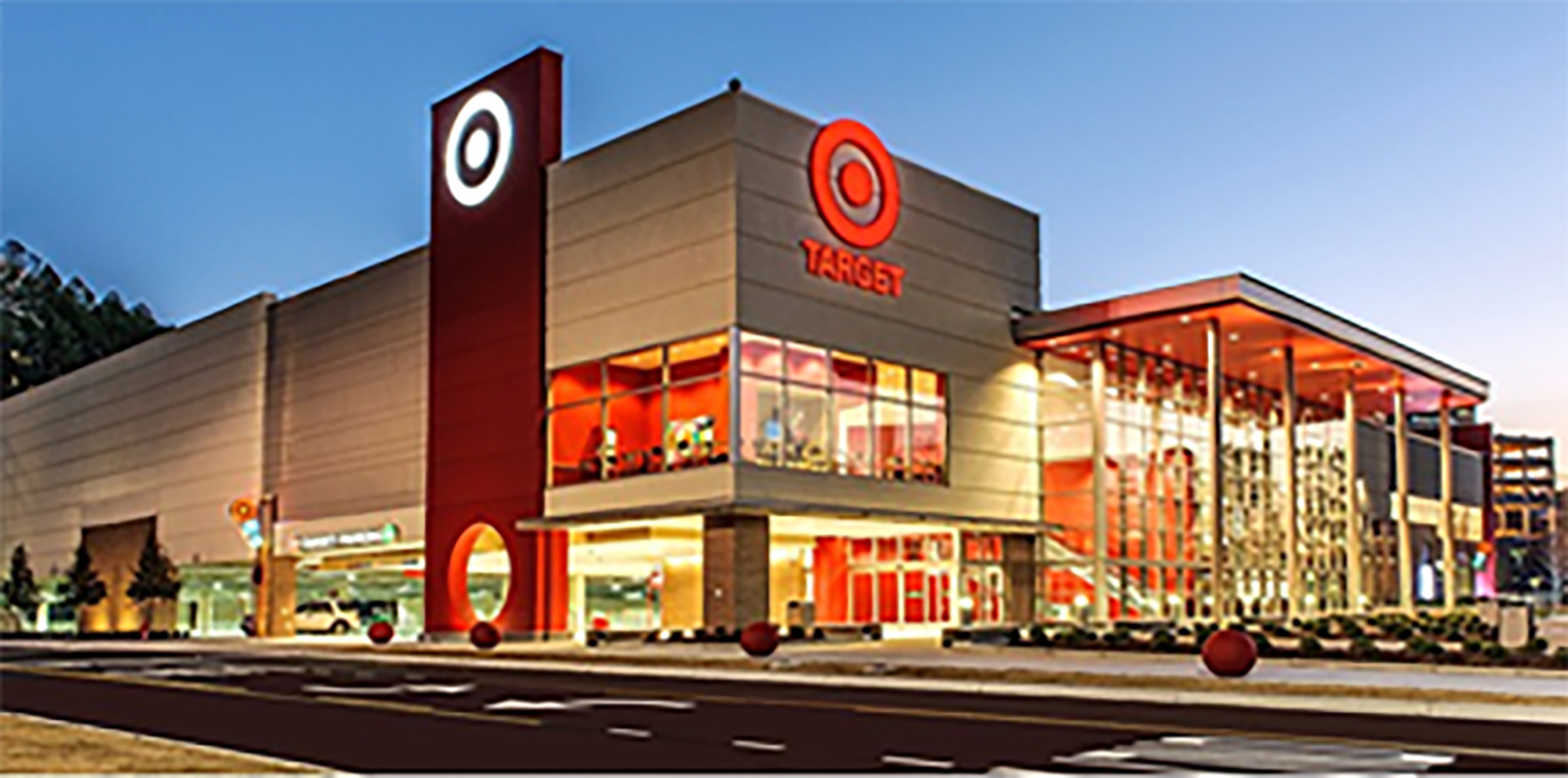 Target Store 2 - Outside Day